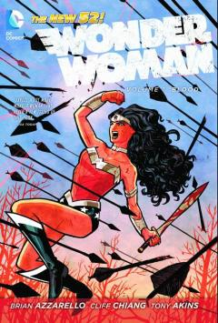 WONDER WOMAN TP 01 BLOOD