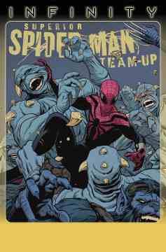 SUPERIOR SPIDER-MAN TEAM UP