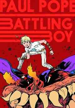 BATTLING BOY HC 01