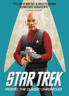 STAR TREK TP PICARD CLASSIC CHRONICLES
