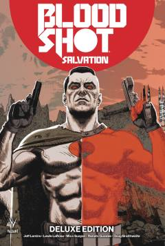 BLOODSHOT SALVATION DELUXE EDITION HC