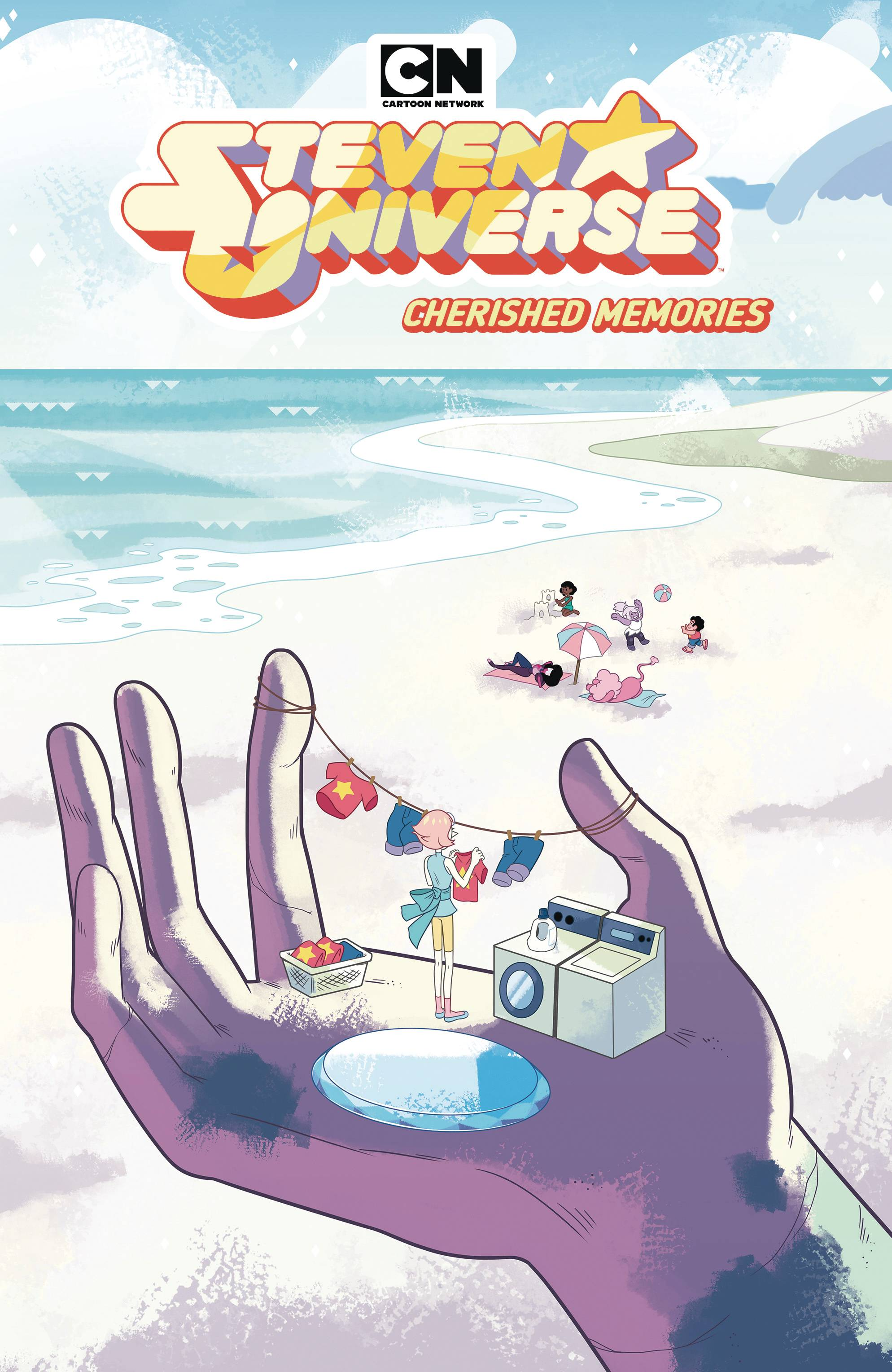 STEVEN UNIVERSE ONGOING TP 09