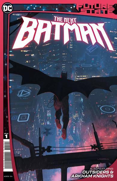 DF FUTURE STATE NEXT BATMAN #1 CGC GRADED