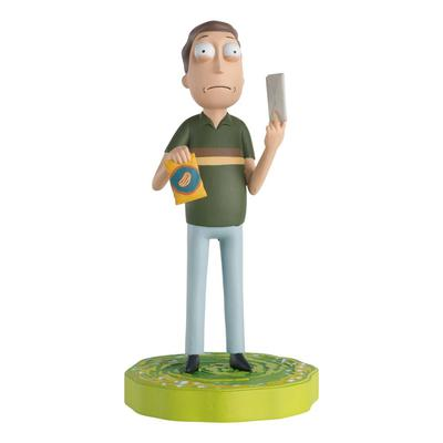 RICK AND MORTY FIGURINE COLLECTION