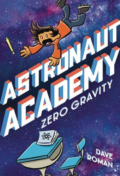 ASTRONAUT ACADEMY HC 01 ZERO GRAVITY