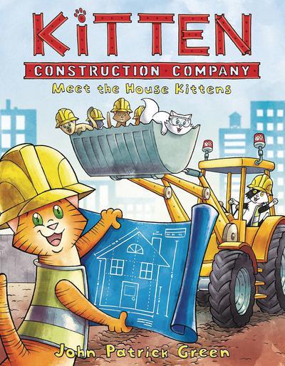 KITTEN CONSTRUCTION COMPANY POB HC 01 MEET HOUSE KITTENS