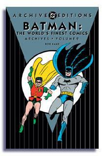 BATMAN IN WORLDS FINEST ARCHIVES HC 02