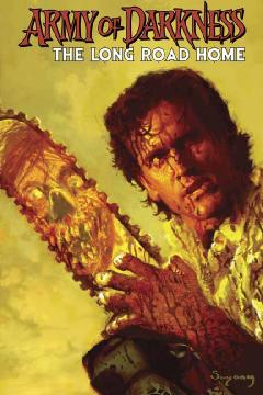 ARMY OF DARKNESS TP 07 LONG ROAD HOME