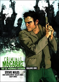 CRIMINAL MACABRE CAL MCDONALD CASEBOOK HC 01