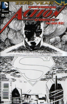ACTION COMICS II (1-52)