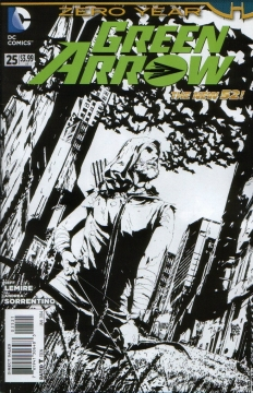 GREEN ARROW IV (1-52)
