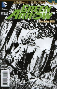 GREEN ARROW IV (1-52)