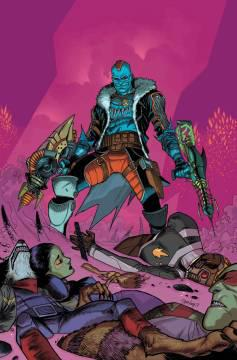 ALL NEW GUARDIANS OF GALAXY ANNUAL