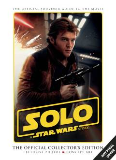SOLO STAR WARS STORY OFF COLL ED HC