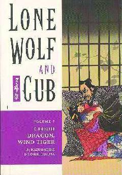 LONE WOLF & CUB TP