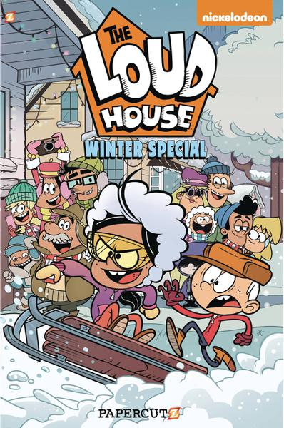 LOUD HOUSE WINTER SPECIAL TP