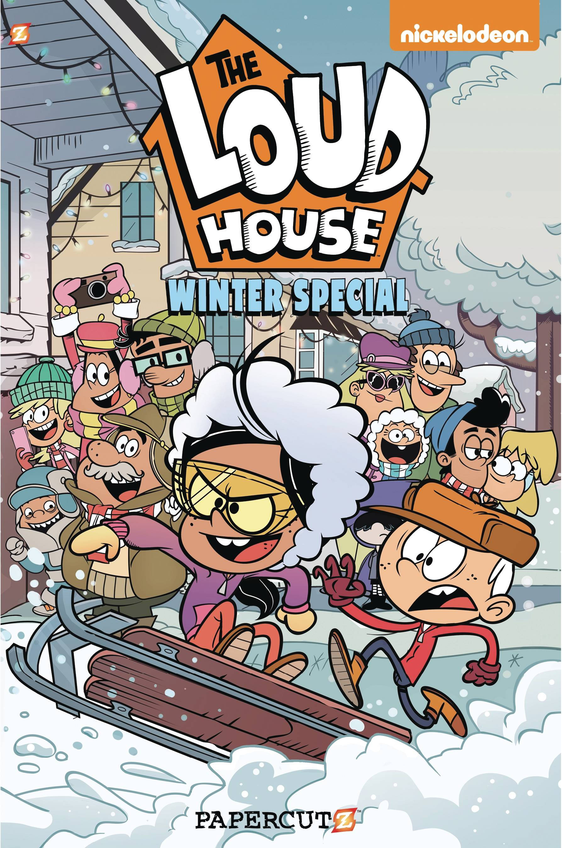 LOUD HOUSE WINTER SPECIAL HC