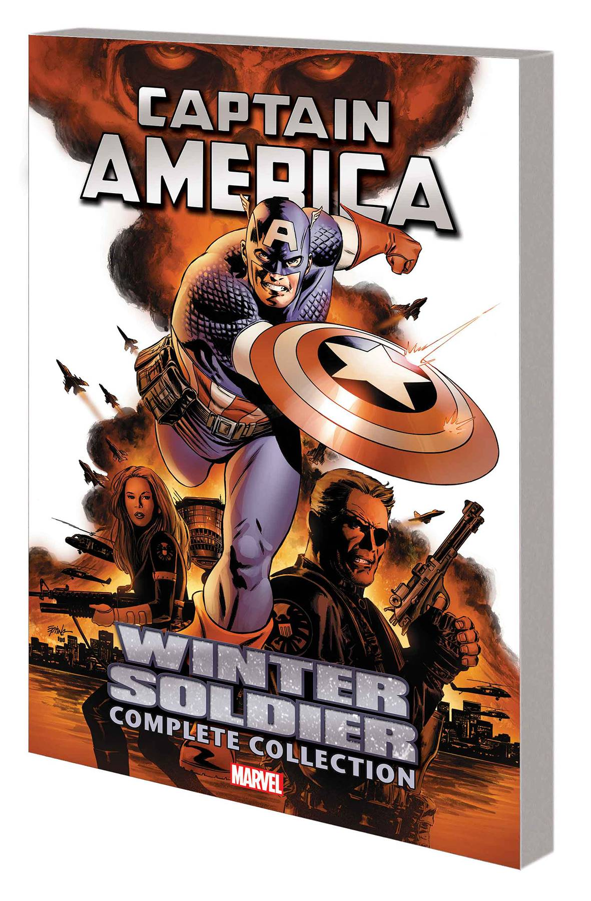 CAPTAIN AMERICA WINTER SOLDIER COMPLETE COLLECT TP