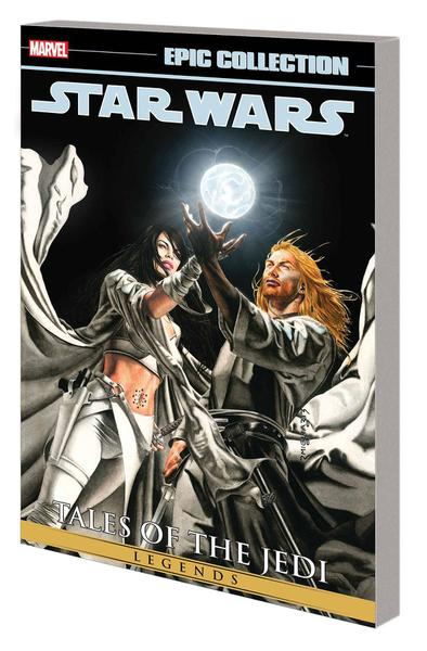 STAR WARS LEGENDS EPIC COLLECTION TP 01 TALES OF JEDI