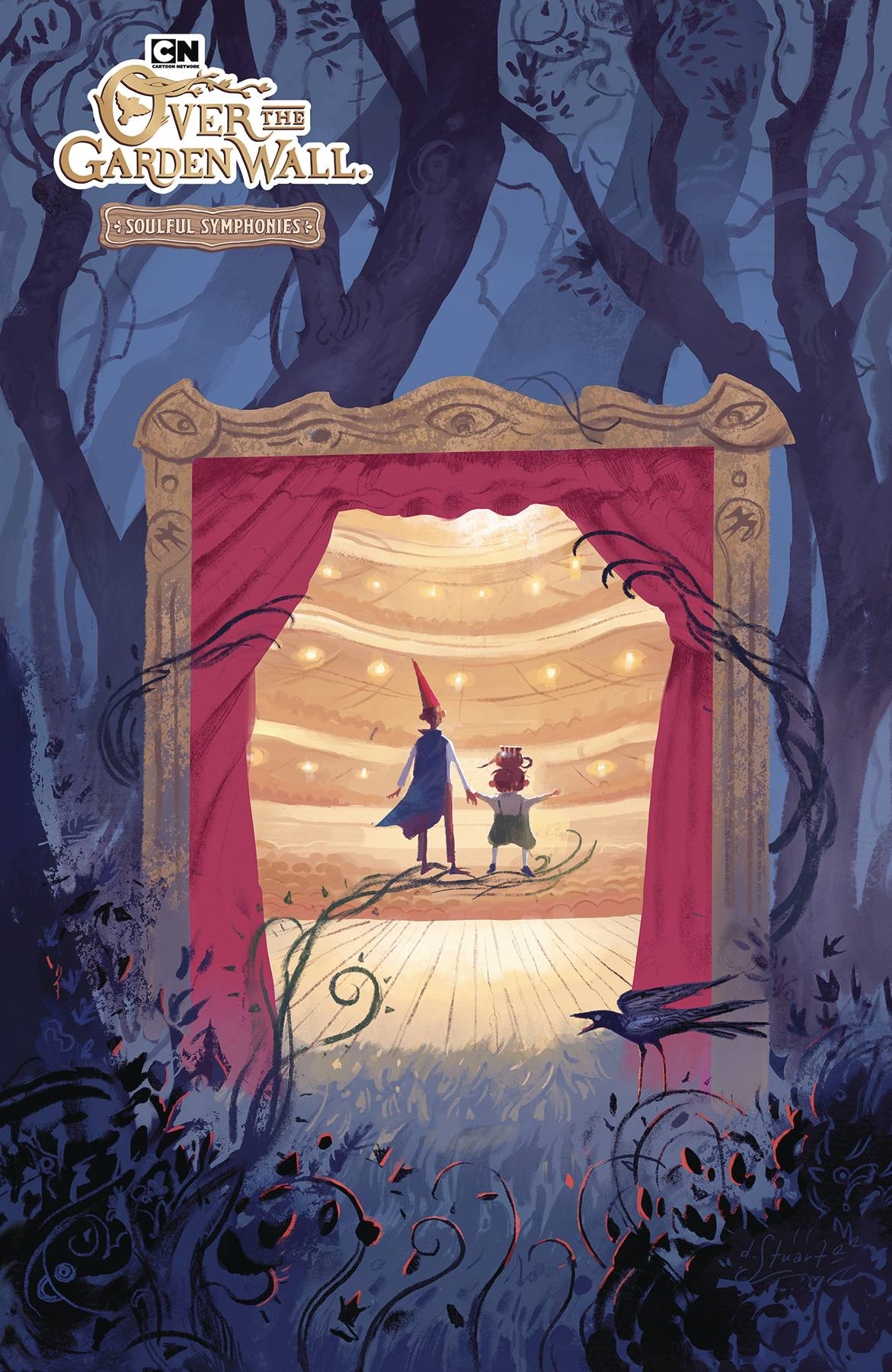 OVER THE GARDEN WALL SOULFUL SYMPHONIES NYCC 2019 CONVENTION EXCL