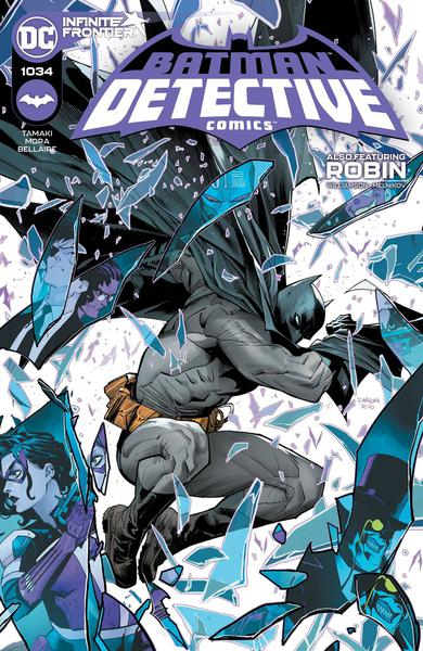 DF BATMAN #1034 WILLIAMSON SGN