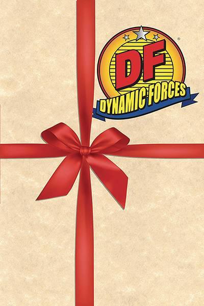 DF DC COMICS APRIL SHOWERS 2021 TRIFECTA