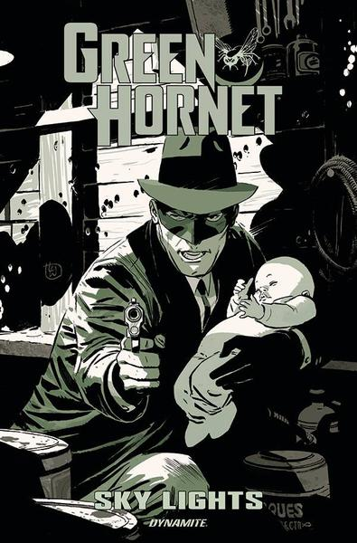 GREEN HORNET SKY LIGHTS TP