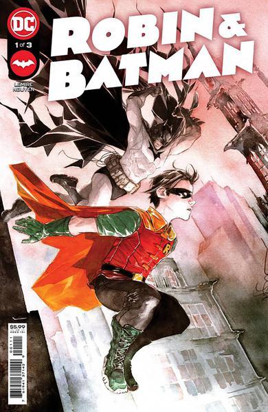 DF ROBIN & BATMAN #1 CGC GRADED
