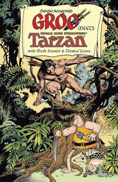 GROO MEETS TARZAN TP 01