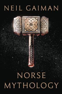 NEIL GAIMAN NORSE MYTHOLOGY HC