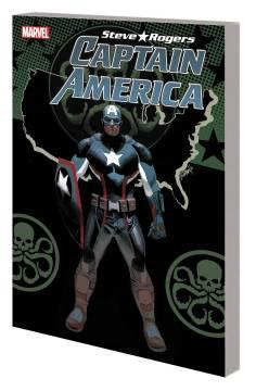 CAPTAIN AMERICA STEVE ROGERS TP 03 EMPIRE BUILDING