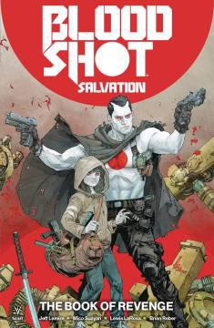 BLOODSHOT SALVATION TP 01 THE BOOK OF REVENGE