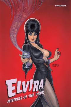 ELVIRA MISTRESS OF DARK TP 01