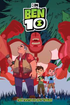 BEN 10 ORIGINAL TP 01 TRUTH IS OUT THERE