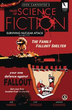 CARPENTER TALES SCI FI NUCLEAR ATTACK