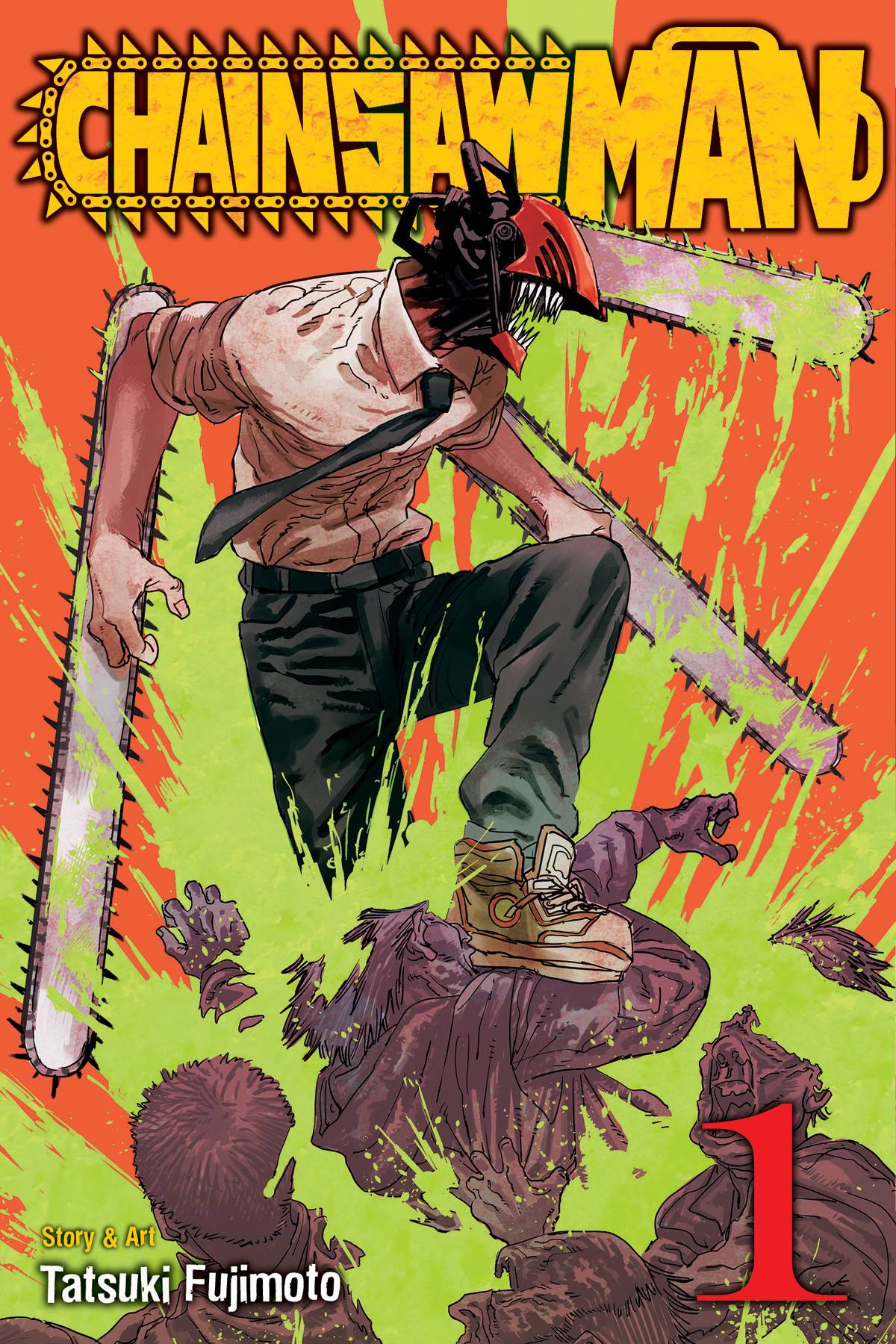 CHAINSAW MAN GN 01