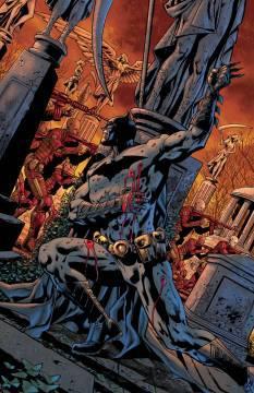 BATMANS GRAVE