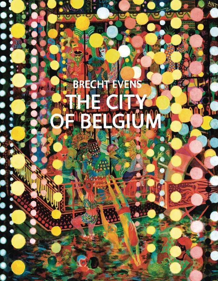 CITY OF BELGIUM HC