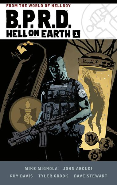BPRD HELL ON EARTH TP 01