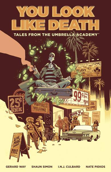 TALES FROM UMBRELLA ACADEMY TP 01 YOU LOOK LIKE DEATH