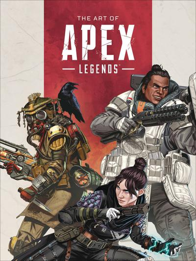 ART OF APEX LEGENDS HC