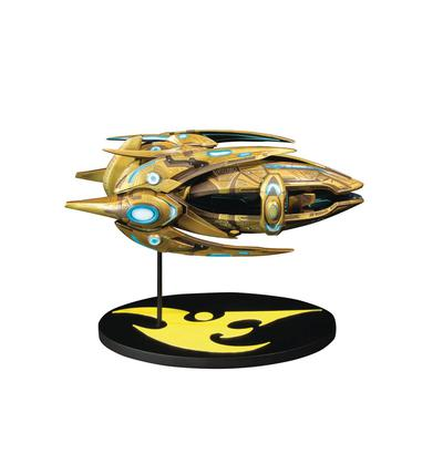 STARCRAFT PROTOSS CARRIER SHIP MINI REPLICA