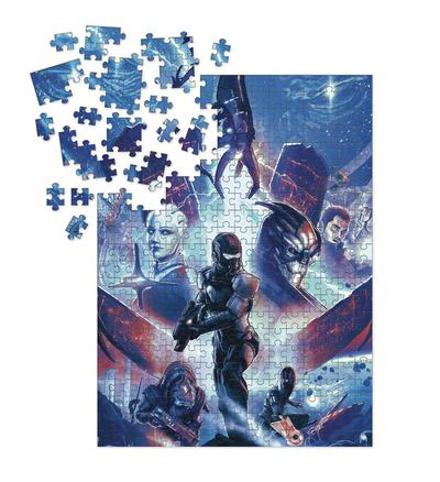 MASS EFFECT HEROES PUZZLE
