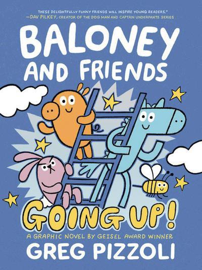 BALONEY & FRIENDS TP GOING UP