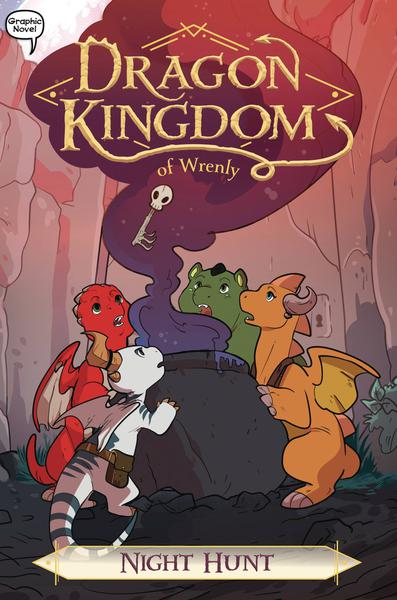 DRAGON KINGDOM OF WRENLY HC 03 NIGHT HUNT