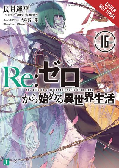 RE ZERO SLIAW LIGHT NOVEL SC 16