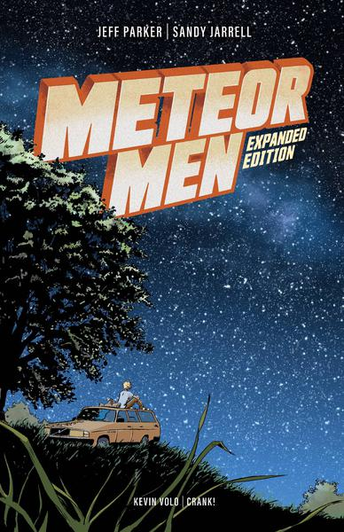 METEOR MEN EXPANDED EDITION TP #0