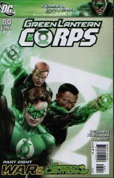 GREEN LANTERN CORPS I (1-63)