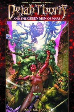 DEJAH THORIS & GREEN MEN OF MARS TP 03