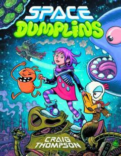 SPACE DUMPLINS TP 01